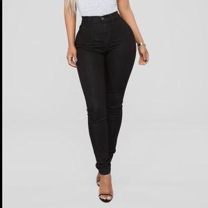 Fashion Nova skinny jeans